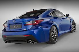 v8 lexus lexus rc f 450bhp v8 coupe ready to roar in detroit