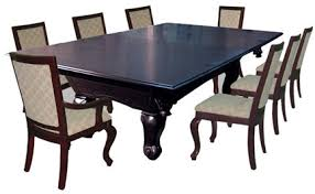 Dining Table Pool Table Destroybmxcom - Pool table dining room table top