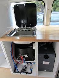 Rv Water Pump System Campervan Plumbing U2013 We Have Running Water The Campervan Converts