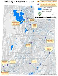 Sandy Utah Map by Fish Advisories Issued For Six Waterways Across The State Utah