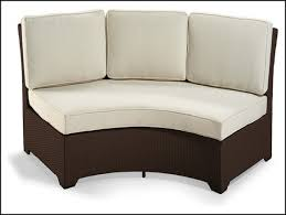 Curved Sofa Uk by Curved Outdoor Sofa Cushions Patios Home Decorating Ideas