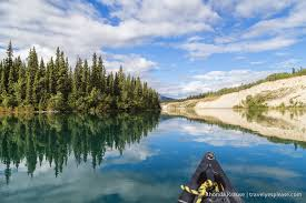 Teh Yakon a week in the yukon unforgettable experiences in canada s northwest