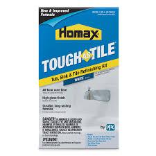 Diy Resurface Bathtub Shop Tough As Tile White High Gloss Tub And Tile Resurfacing Kit
