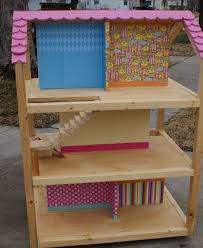 Free Diy Doll Furniture Plans by 60 Best Diy Dollhouse Plans Images On Pinterest Dollhouse