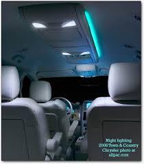 Dodge Journey Interior Lights 2008 2010 Chrysler Minivan Information 2008 Dodge Caravan And