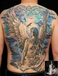 les plus beaux tatouages homme 32 tatouages d u0027anges et d u0027anges gardiens page 4 of 4 my tatouage