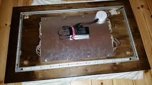 Wohnzimmerlampe Flach Do It Yourself U2013 Led Deckenpaneele Mabuhay