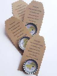 wedding favours unique wedding ideas bottle cap magnets favours gifts wedding