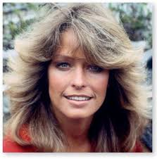 best ladies hairstyle for early 70 s feathered late 70s hair it is a hairstyle consisting of wispy