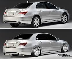acura stance project acura rl serious innovations