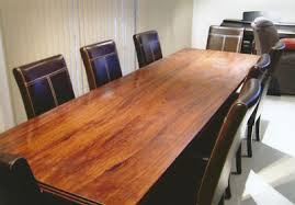 Timber Boardroom Table Wooden Furniture Simply The Bestno State Forrest Timber Is Used