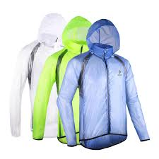 men s cycling rain jacket super thin men waterproof windproof cycling rain coat running
