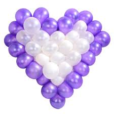 plastic balloons aliexpress buy taos 38 slot diy heart shaped plastic balloon