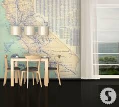 terrific wall mural posters chicago railroad map wall design decor appealing music wall murals posters california map wall mural design ideas full size