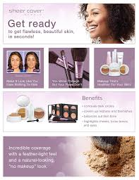 amazon com sheer cover studio perfect shade mineral foundation