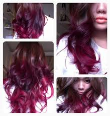 whats the style for hair color in 2015 red hair color ideas for 2015 ombre hair pinterest black