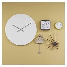 Buy Clock by Yellow Wall Clock Uk Acctim 27371 Lorene Wall Clock Yellow Kitchen