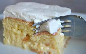 cheater u0027s tres leches cake recipe just a pinch recipes