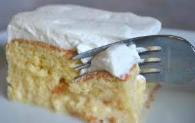 cheater u0027s tres leches cake recipe just a pinch recipes
