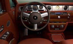 roll royce inside rolls royce phantom interior car models