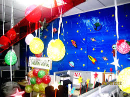 cubicle decoration themes enchanting full size of themes office decoration ideas scary