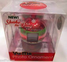 vu me photo ornament ebay