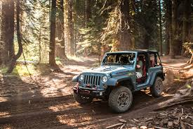 jeep wrangler in the winter slush puppies and dogs the wired cars of winter wired