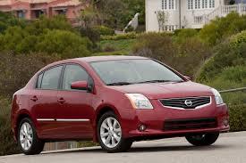 nissan sentra vs altima nissan aggressively updates 2010 maxima altima sentra u0026 versa sedans