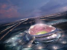 lusail city qatar u0027s 45 billion planned city for world cup