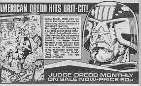 house 1985 starlogged geek media again 1985 judge dredd us monthly uk