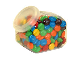 candy containers for favors plastic hexagon candy jars gift and favor containers candy jars