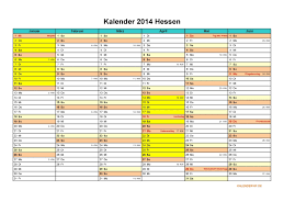 Kalender 2018 Hessen Ausdrucken Kalender 2014 Hessen Kalendervip