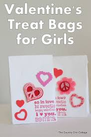 handmade s day treat bags for boys and the