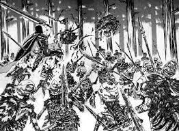 berserk berserk the black swordsman arc review sidearc