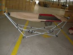 Free Standing Hammock Furniture Inspiring Portable Free Standing Hammock With Metal