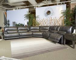 mccaskill gray 2 seat reclining sofa sectional pieces