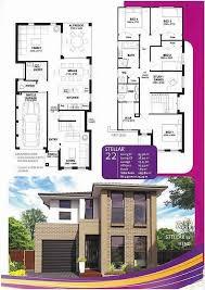 8 best narrow lot house plans images on pinterest dream houses
