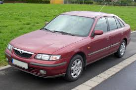 mazda small car models mazda 626 photos and wallpapers trueautosite
