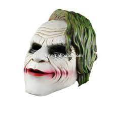 halloween cosplay ghost mask masquerade super horror batman dark
