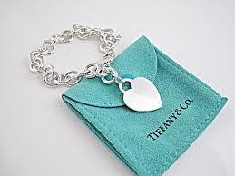 heart tag bracelet images Tiffany co new heart tag 7 5 quot bracelet smartshop jewelry jpg