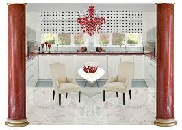 Red Kitchen Accessories Ideas Kitchen Design Magnificent Backsplash With Red Accents Kitchen