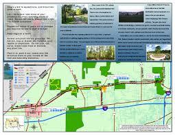Jacksonville Map Jacksonville Baldwin Rail Trail Timucuan Parks Foundation