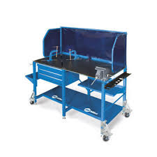 Rolling Work Benches Welding Workbenches Portable Mobile Rolling Workbenches