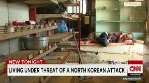 how dangerous is life near the korean dmz cnn video