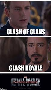 Can T We All Just Get Along Meme - the internet reacts to clash royale top 10 clash royale memes