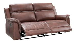 reclining leather sofa with cup holders sets costco microfiber