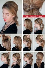 Updo Hairstyles For Short Hair Easy by The Best Quick Updo For Short Hair Before Rushing Out Hair Style