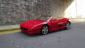 1996 f355 for sale 1996 f355 spider for sale walk around and drive