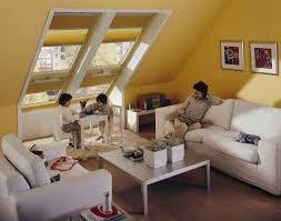Wohnzimmer Galerie Dachwohnfenster Von Velux Galerien Ideen