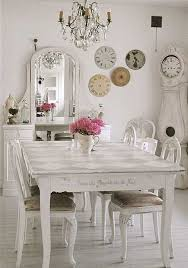 Shabby Chic Kitchen Table by 52 Ways Incorporate Shabby Chic Style Into Every Room In Your Home